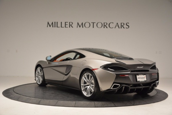 Used 2017 McLaren 570GT for sale Sold at Maserati of Westport in Westport CT 06880 5