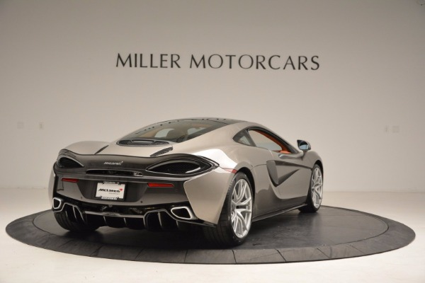 Used 2017 McLaren 570GT for sale Sold at Maserati of Westport in Westport CT 06880 7