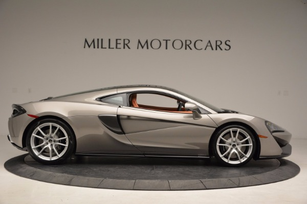 Used 2017 McLaren 570GT for sale Sold at Maserati of Westport in Westport CT 06880 9