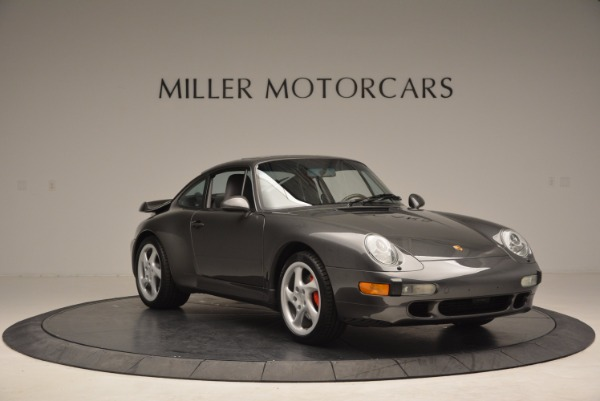 Used 1996 Porsche 911 Turbo for sale Sold at Maserati of Westport in Westport CT 06880 11