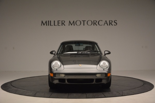 Used 1996 Porsche 911 Turbo for sale Sold at Maserati of Westport in Westport CT 06880 12
