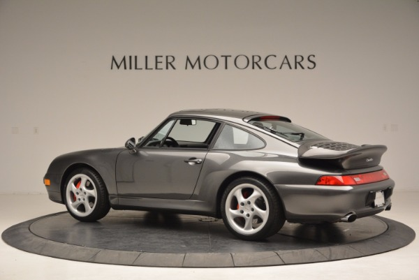 Used 1996 Porsche 911 Turbo for sale Sold at Maserati of Westport in Westport CT 06880 4