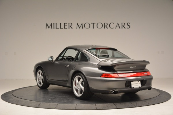 Used 1996 Porsche 911 Turbo for sale Sold at Maserati of Westport in Westport CT 06880 5