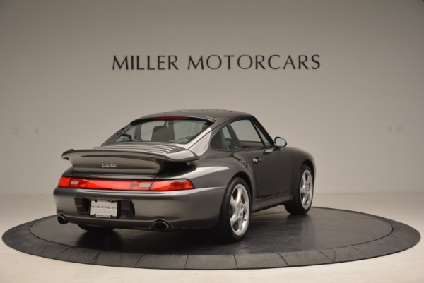 Used 1996 Porsche 911 Turbo for sale Sold at Maserati of Westport in Westport CT 06880 7