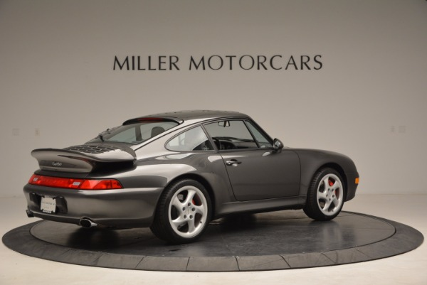 Used 1996 Porsche 911 Turbo for sale Sold at Maserati of Westport in Westport CT 06880 8