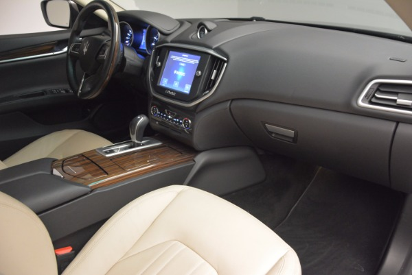 Used 2015 Maserati Ghibli S Q4 for sale Sold at Maserati of Westport in Westport CT 06880 19