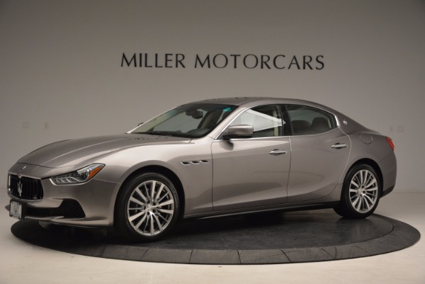 Used 2015 Maserati Ghibli S Q4 for sale Sold at Maserati of Westport in Westport CT 06880 2
