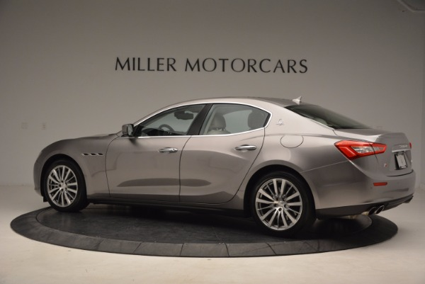 Used 2015 Maserati Ghibli S Q4 for sale Sold at Maserati of Westport in Westport CT 06880 4