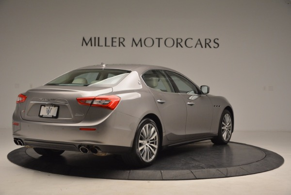 Used 2015 Maserati Ghibli S Q4 for sale Sold at Maserati of Westport in Westport CT 06880 7