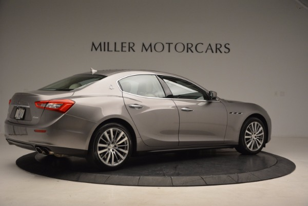 Used 2015 Maserati Ghibli S Q4 for sale Sold at Maserati of Westport in Westport CT 06880 8
