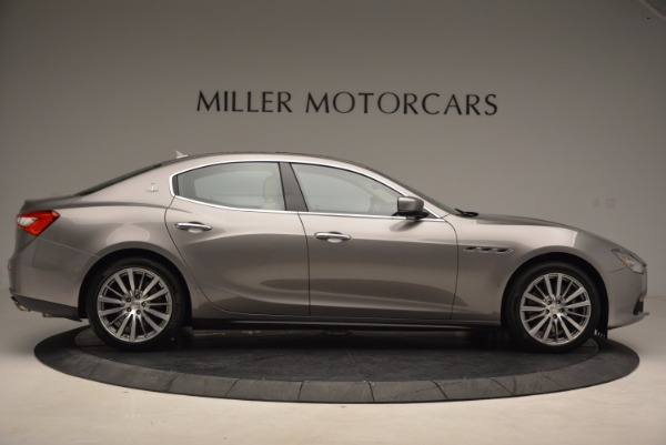 Used 2015 Maserati Ghibli S Q4 for sale Sold at Maserati of Westport in Westport CT 06880 9