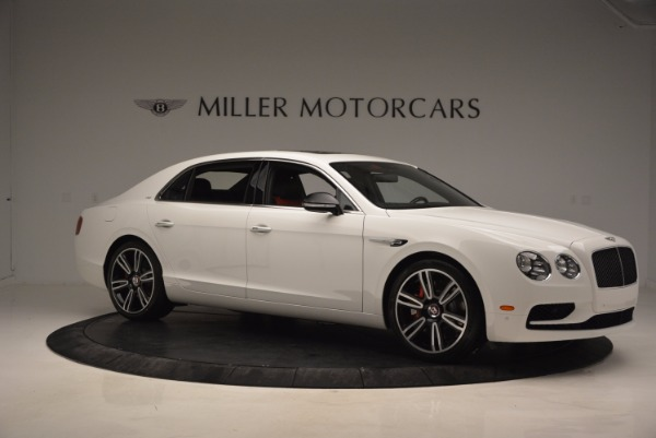 New 2017 Bentley Flying Spur V8 S for sale Sold at Maserati of Westport in Westport CT 06880 10