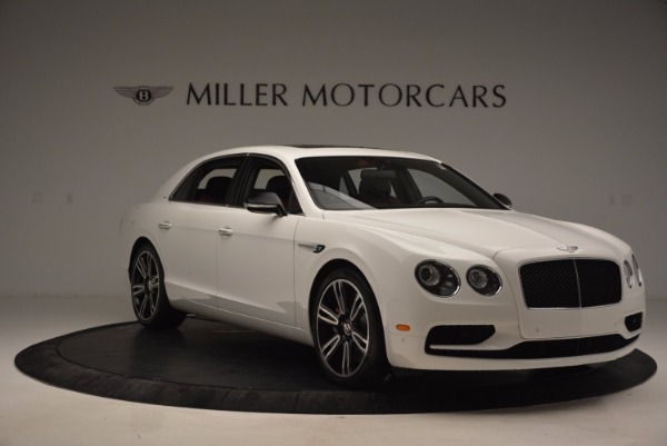 New 2017 Bentley Flying Spur V8 S for sale Sold at Maserati of Westport in Westport CT 06880 11