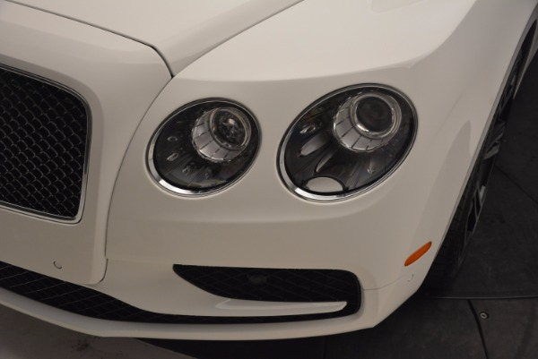 New 2017 Bentley Flying Spur V8 S for sale Sold at Maserati of Westport in Westport CT 06880 15