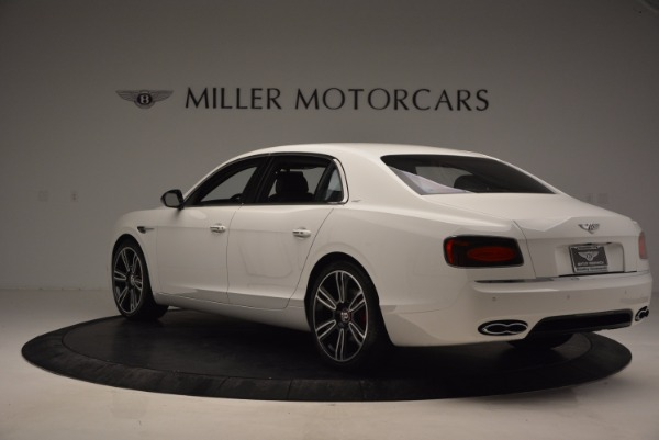 New 2017 Bentley Flying Spur V8 S for sale Sold at Maserati of Westport in Westport CT 06880 4