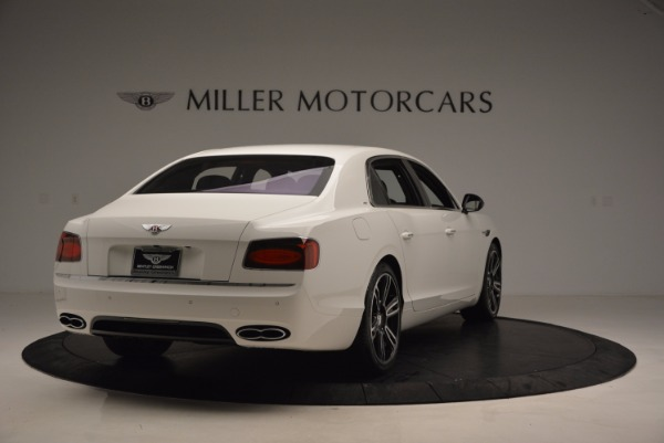 New 2017 Bentley Flying Spur V8 S for sale Sold at Maserati of Westport in Westport CT 06880 6