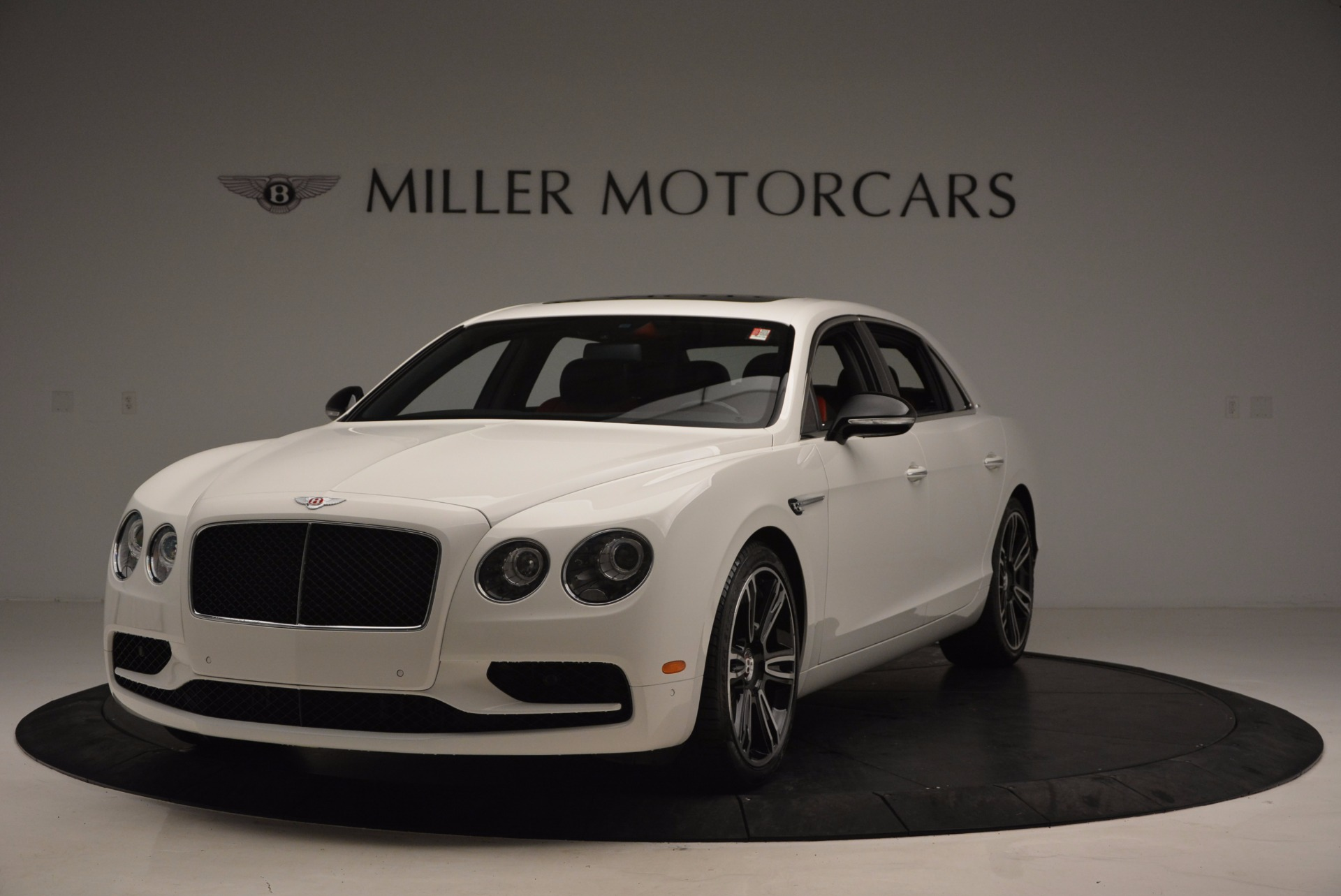 New 2017 Bentley Flying Spur V8 S for sale Sold at Maserati of Westport in Westport CT 06880 1