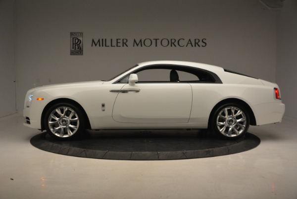 New 2017 Rolls-Royce Wraith for sale Sold at Maserati of Westport in Westport CT 06880 3