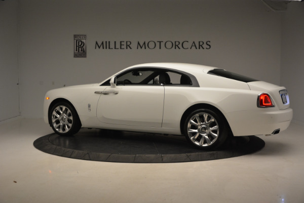 New 2017 Rolls-Royce Wraith for sale Sold at Maserati of Westport in Westport CT 06880 4