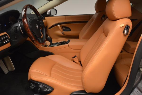 Used 2009 Maserati GranTurismo S for sale Sold at Maserati of Westport in Westport CT 06880 14