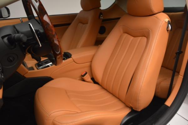 Used 2009 Maserati GranTurismo S for sale Sold at Maserati of Westport in Westport CT 06880 15