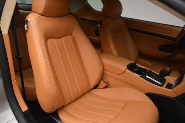 Used 2009 Maserati GranTurismo S for sale Sold at Maserati of Westport in Westport CT 06880 19