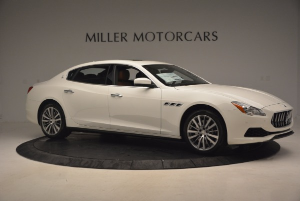 Used 2017 Maserati Quattroporte SQ4 for sale Sold at Maserati of Westport in Westport CT 06880 10