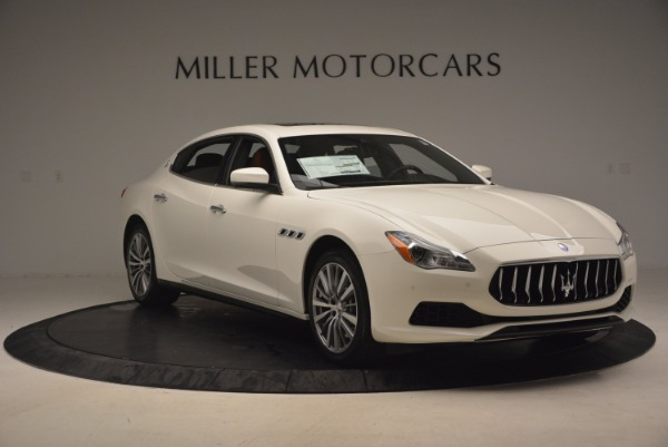 Used 2017 Maserati Quattroporte SQ4 for sale Sold at Maserati of Westport in Westport CT 06880 11