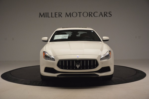 Used 2017 Maserati Quattroporte SQ4 for sale Sold at Maserati of Westport in Westport CT 06880 12