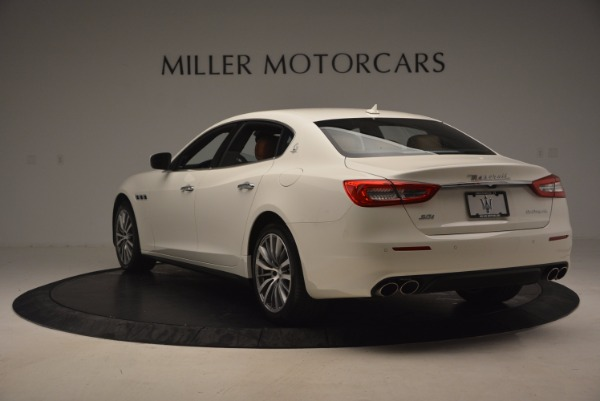 Used 2017 Maserati Quattroporte SQ4 for sale Sold at Maserati of Westport in Westport CT 06880 5