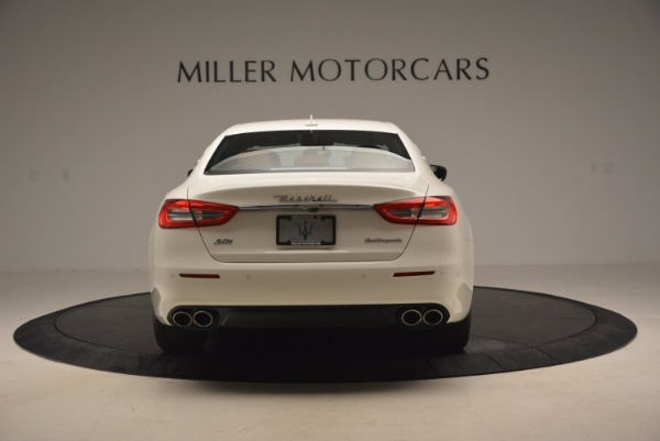 Used 2017 Maserati Quattroporte SQ4 for sale Sold at Maserati of Westport in Westport CT 06880 6