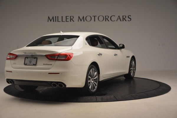 Used 2017 Maserati Quattroporte SQ4 for sale Sold at Maserati of Westport in Westport CT 06880 7