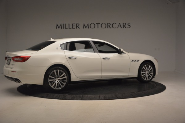 Used 2017 Maserati Quattroporte SQ4 for sale Sold at Maserati of Westport in Westport CT 06880 8