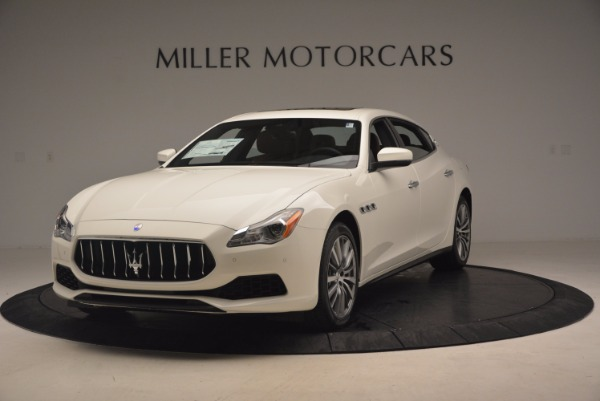 Used 2017 Maserati Quattroporte SQ4 for sale Sold at Maserati of Westport in Westport CT 06880 1