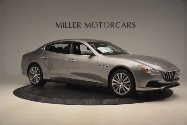 New 2017 Maserati Quattroporte SQ4 for sale Sold at Maserati of Westport in Westport CT 06880 10