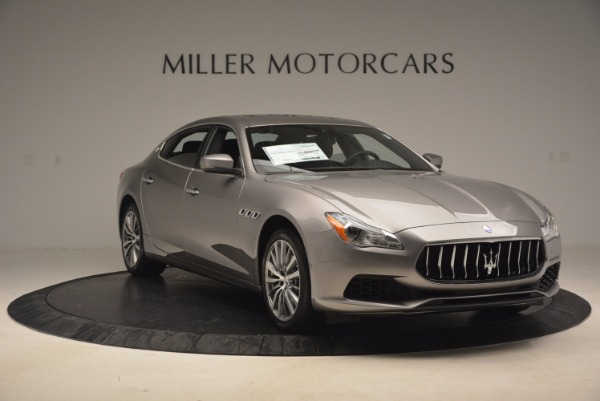 New 2017 Maserati Quattroporte SQ4 for sale Sold at Maserati of Westport in Westport CT 06880 11