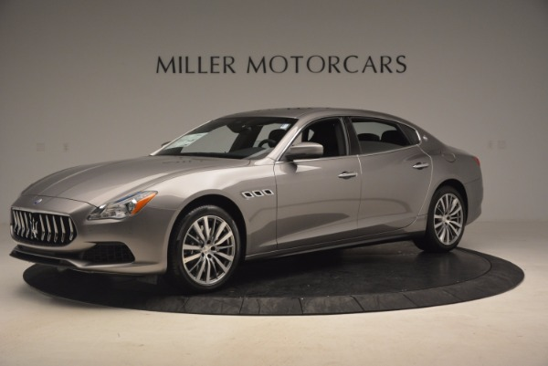 New 2017 Maserati Quattroporte SQ4 for sale Sold at Maserati of Westport in Westport CT 06880 2