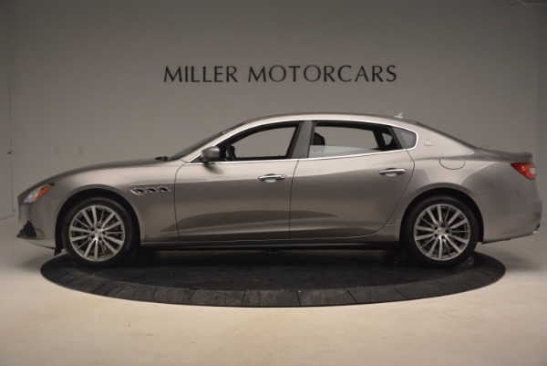 New 2017 Maserati Quattroporte SQ4 for sale Sold at Maserati of Westport in Westport CT 06880 3
