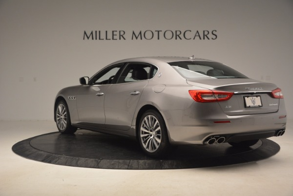 New 2017 Maserati Quattroporte SQ4 for sale Sold at Maserati of Westport in Westport CT 06880 5