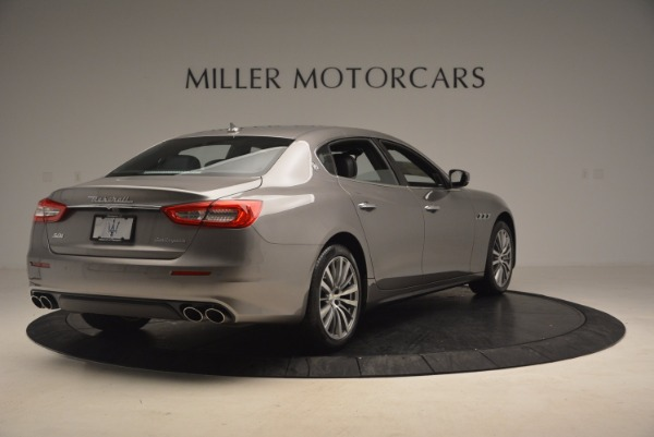 New 2017 Maserati Quattroporte SQ4 for sale Sold at Maserati of Westport in Westport CT 06880 7