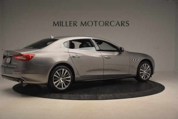 New 2017 Maserati Quattroporte SQ4 for sale Sold at Maserati of Westport in Westport CT 06880 8