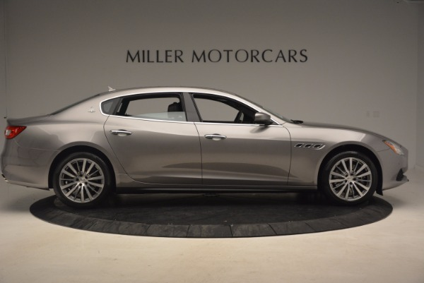 New 2017 Maserati Quattroporte SQ4 for sale Sold at Maserati of Westport in Westport CT 06880 9