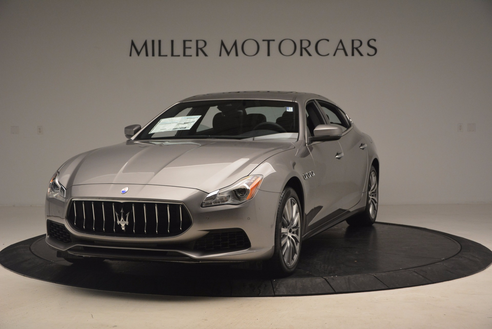 New 2017 Maserati Quattroporte SQ4 for sale Sold at Maserati of Westport in Westport CT 06880 1