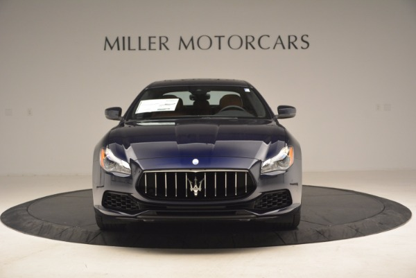 New 2017 Maserati Quattroporte S Q4 for sale Sold at Maserati of Westport in Westport CT 06880 12