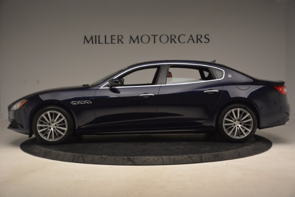 New 2017 Maserati Quattroporte S Q4 for sale Sold at Maserati of Westport in Westport CT 06880 3