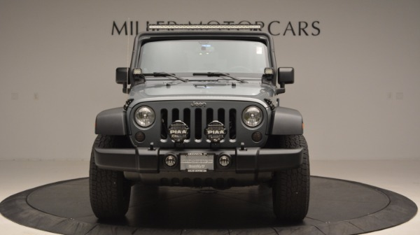 Used 2014 Jeep Wrangler Unlimited Sport for sale Sold at Maserati of Westport in Westport CT 06880 6