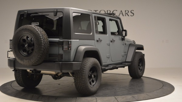 Used 2014 Jeep Wrangler Unlimited Sport for sale Sold at Maserati of Westport in Westport CT 06880 8