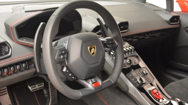 Used 2016 Lamborghini Huracan LP 580-2 for sale Sold at Maserati of Westport in Westport CT 06880 23