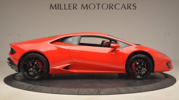 Used 2016 Lamborghini Huracan LP 580-2 for sale Sold at Maserati of Westport in Westport CT 06880 9