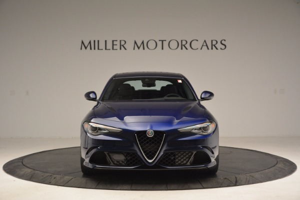 New 2017 Alfa Romeo Giulia Quadrifoglio for sale Sold at Maserati of Westport in Westport CT 06880 12